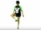 Freestylesport – Footbag: Inside Kick