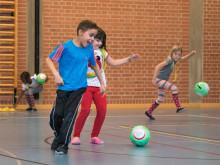 05/2016: Fussball in der Schule