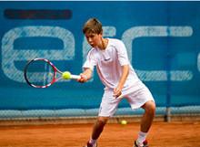 Tennis – Nous jouons les deux au fond du court/R3-R4: Demi-volleyeur