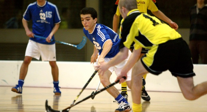 Unihockey Grossfeld: Spielformen – «Small Games»