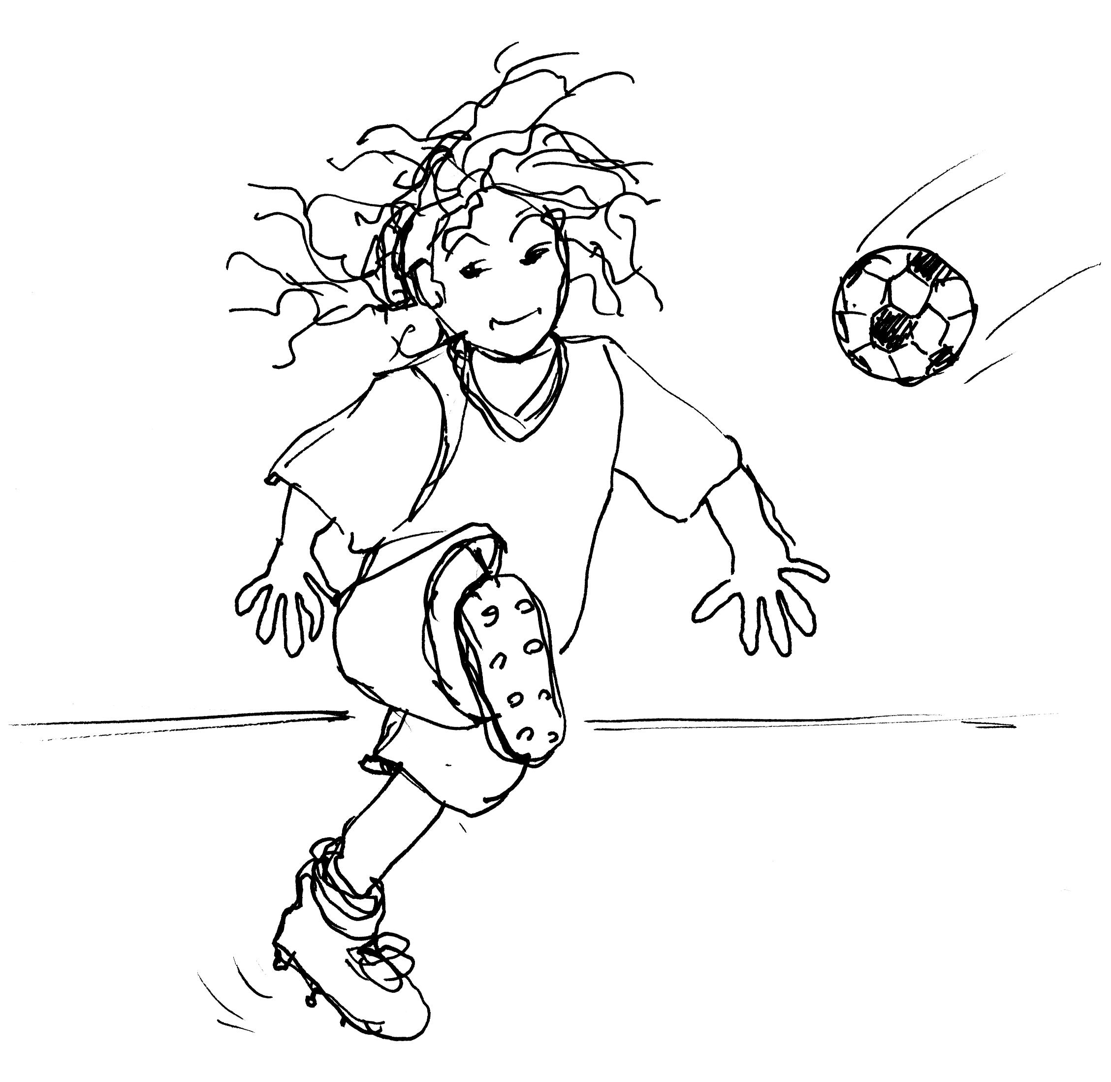 Madchenforderung Im Sport Fussball Einmal Anders