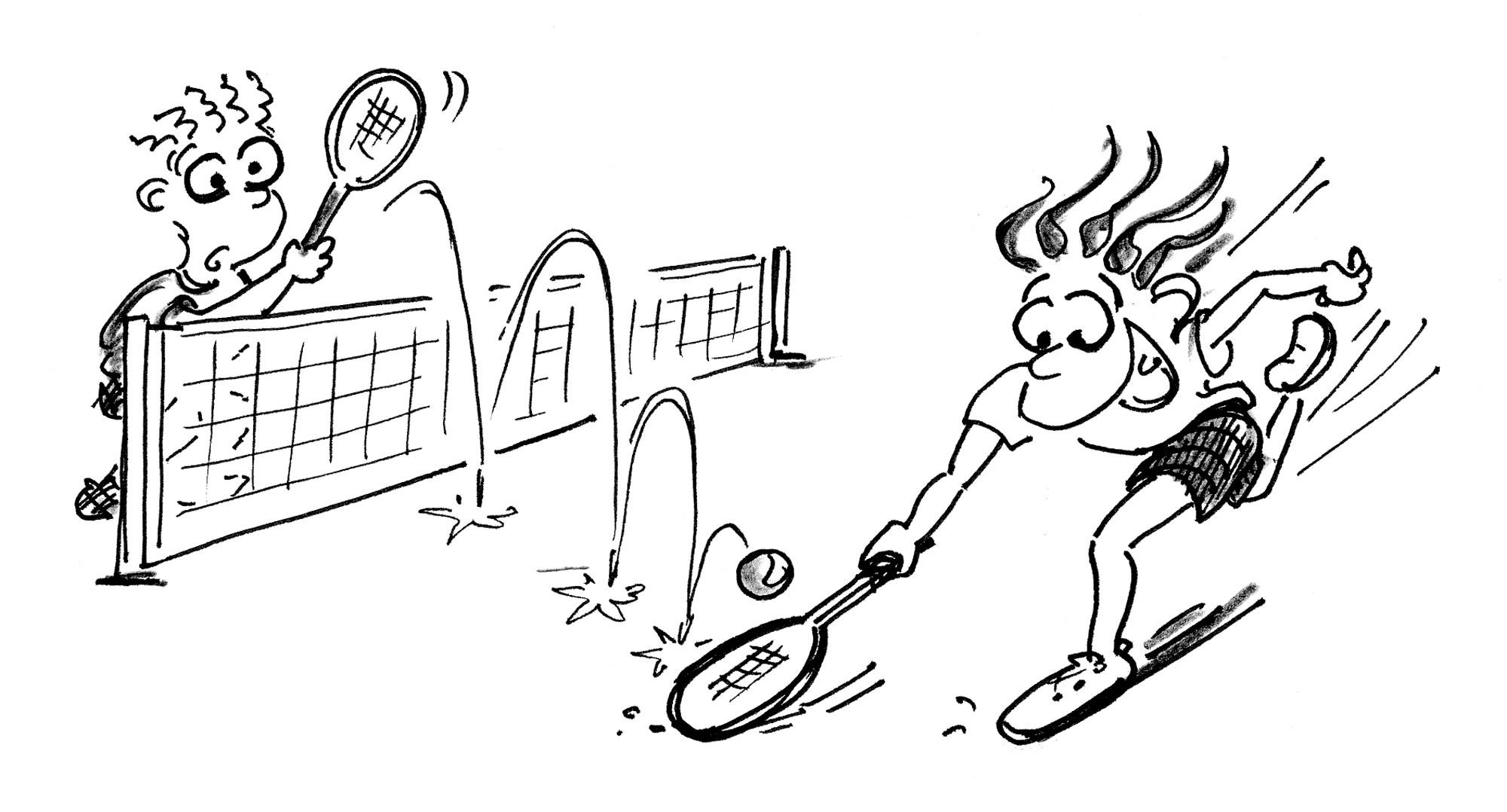 jeux de renvoi avec enfants tennis la balle ne meurt. Black Bedroom Furniture Sets. Home Design Ideas