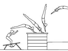Gymnastique/Gymnastique aux agrès: Saut