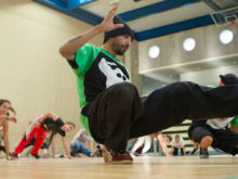 Breakdance: Un ballo molto creativo