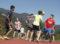 Freestylesport – Footbag: Ball-Stafette