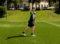 Freestylesport – Frisbee: 10er mit Sitzen