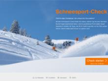 Unfallprävention: Teste deine Wintertauglichkeit