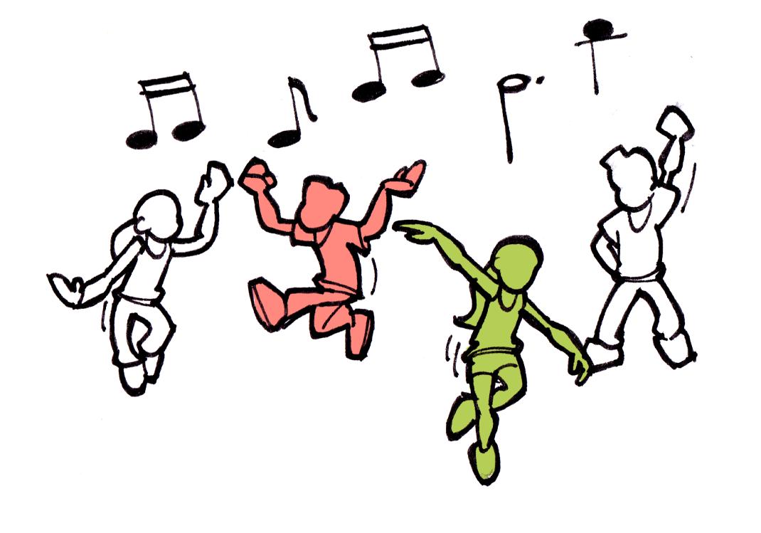 Resultado de imagen de sport et musique