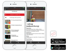 Activdispens: Disponibile nell'App-Store