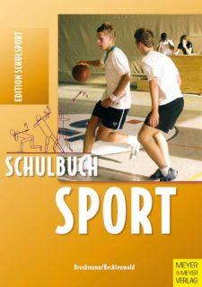 Buchcover: schulbuch sport