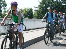 bike2school: Lancement de l'action d'automne