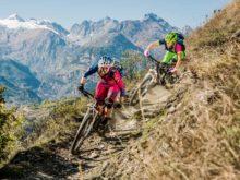 Mountainbike: Fahrtechniken