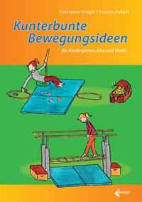 Buchcover: Bewegungsideen