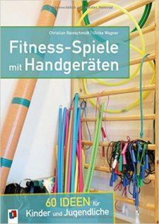 BuchCOVER: Fitness-Spiele mit Handgeräten