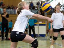 05/2017: Mini-volleyball