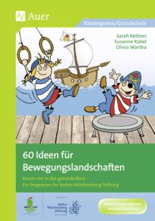 Buchcover: Ideen für Bewegungslandschaften.