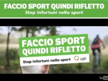 Infortuni nello sport: l'upi lancia nuova campagna