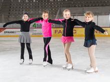 Patinage sur glace: Patiner en équipe