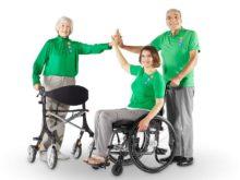 Sicher gehen: Training für Menschen mit Bewegungseinschränkungen