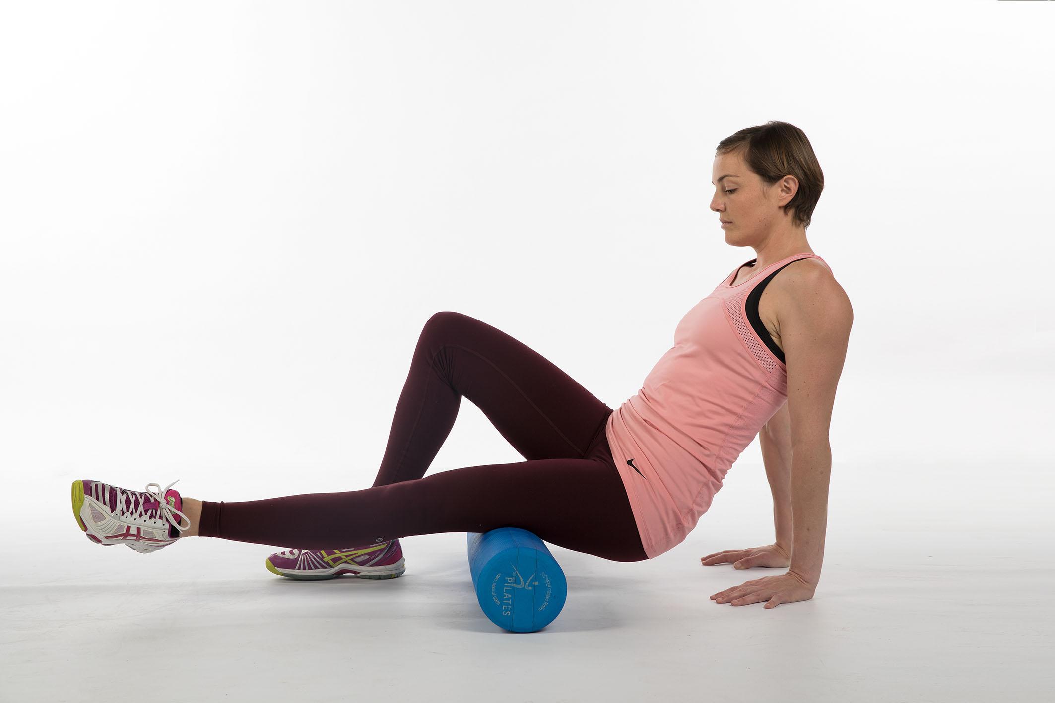 Berühmt Training mit Hilfsmitteln − Foam-Roller: Hintere Oberschenkel &UV_86