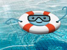 05/2018: La sécurité aquatique fait l'école