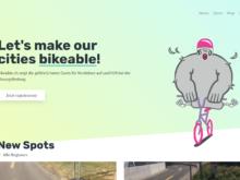 Medientipp: Gute Velo-Infrastrukturen dank bikeable.ch