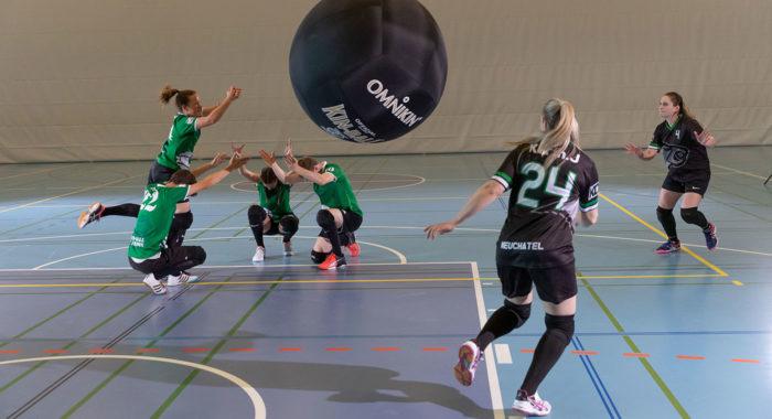 Monatsthema 08/2018: Kin-Ball