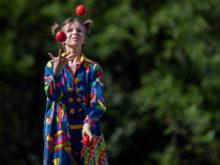09/2018: Le cirque à l'école