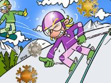 10/2018: Swiss-Ski Skills für Kinder