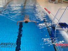 Wasserball – Paddeltechniken: Scheibenwischer – Niveau Anfänger