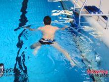 Wasserball – Paddeltechniken:  Spider/Wasserspinne/Spinne – Niveau Anfänger