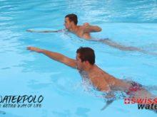 Wasserball: Schwimmkombinationen