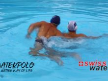 Wasserball: Techniken Centerback
