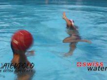 Wasserball: Zonenbewegung als Übung