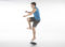 Training mit Hilfsmitteln – Instabile Unterlagen: Jump