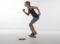 Training mit Hilfsmitteln – Sliding Pads: Star Lunge (Beine alternierend)