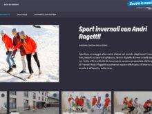 Schule bewegt: Winter-Special mit Andri Ragettli als Übungsleiter